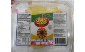 USDA-FSIS Receives Anonymous Tip, SAS Food Enterprises Inc. Recalls Empanada Products