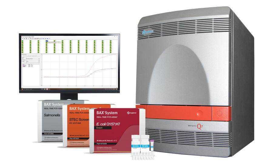 Bax System Real-Time Salmonella PCR Assay Receives AOAC-RI Approval for Salmonella Quantitation