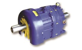 Force Control Industries Fan-Cooled Clutch/Brakes