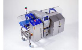 Mettler Toledo M30 metal detection systems