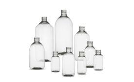 Greiner Packaging Sanitizer Bottles