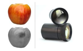 Resolve Optics High Contact SWIR Lenses for Agricultural Sorting