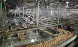 Managing air circulation in snack and bakery production is critical to food safety