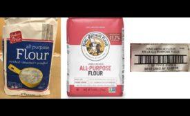 King Arthur Flour recall