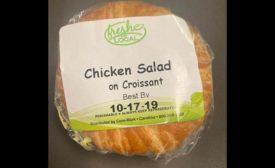 Grand Strand chicken salad sandwich recall