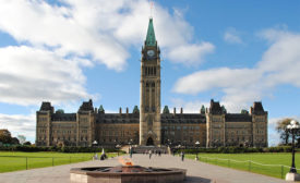 Parliament, Ottawa  (Image by festivio from Pixabay)