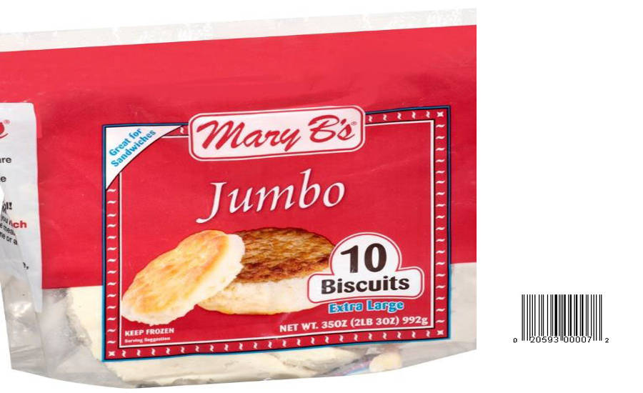 Biscuits recalled due to potential Listeria contamination