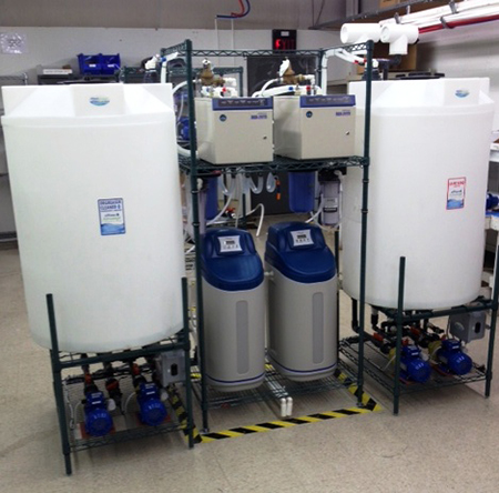 Electrolyzed Water Instilling Confidence In The Future Of
