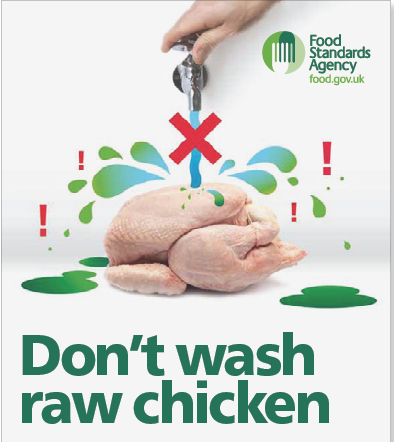 Food Poisoning From Chicken Uk