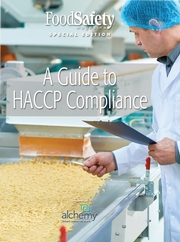 A Guide To HACCP Compliance