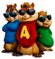 Alvin and the Chipmunks to School Kids on Food Safety