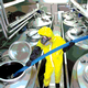 Validation, Verification, and Monitoring of Cleaning in Food Processing Factories