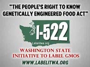 Washington State Voters Reject I-522 Food Labeling Proposal