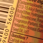 The Package Label: Food Allergens
