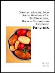 Potato Council Releases Guidelines on Food Safety for Growers, Packers