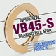 Inpro/Seal VB45-S Bearing Isolator Receives Breakthrough Product Award