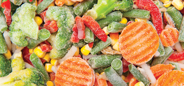 Validation of Individually Quick-Frozen Foods