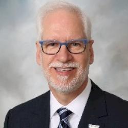 IAFP Director David Tharp Marks a Quarter Century on His
