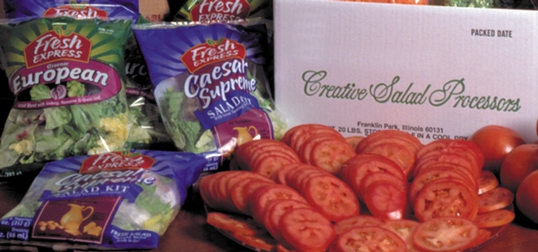 Fresh Express: Cutting-Edge Food Safety