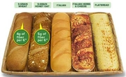 Consumer Pressure Prompts Subway to Remove Azodiacarbonamide from Bread