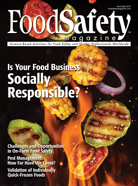 Current Issue - Food Safety Magazine
