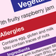 Allergens: Where Food Safety and Labeling Intersect