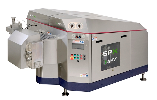 Spx Homogenizers Mixing Performance And Design For Maximum