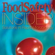 Food Safety Insider: Solutions in Rapid Microbiology