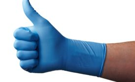 Eagle Protect Nitrile Disposable Glove