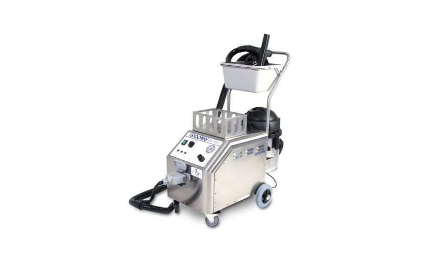 Goodway Technologies commercial dry steam cleaner