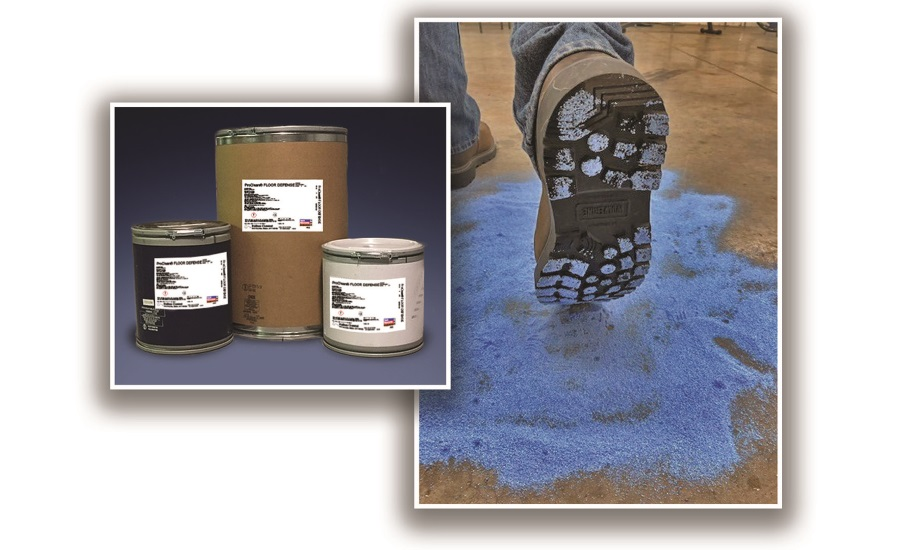 Madison Chemical Introduces ProClean(r) FLOOR DEFENSE