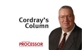Cordray's Column