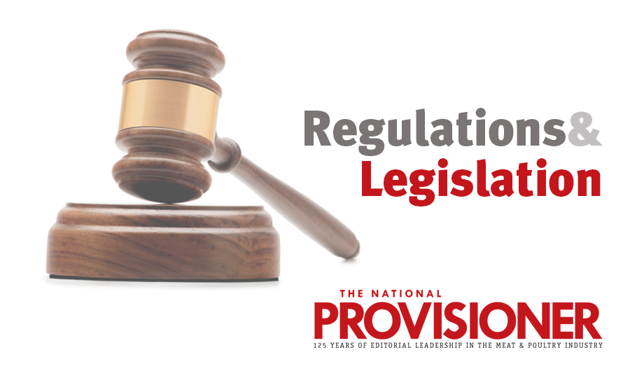 Regulations & Legislation
