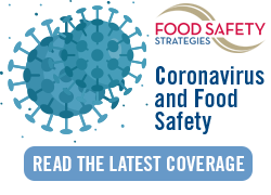 Coronavirus and Food Safety