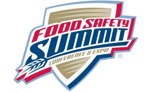 Food Safety Summit 2017 logo