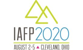 IAFP 2020 logo
