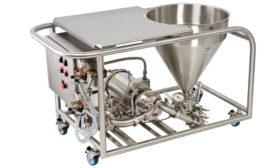 high-shear mixing equipment