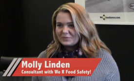 We R Food Safety! Consultant Molly Linden
